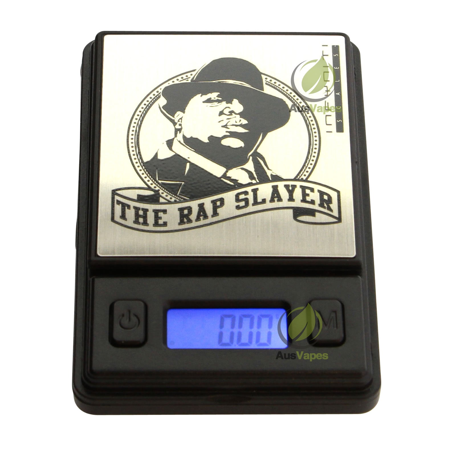DISCONTINUED Infyniti Notorious B.I.G Virus Digital Pocket Scale 50g x 0.01g