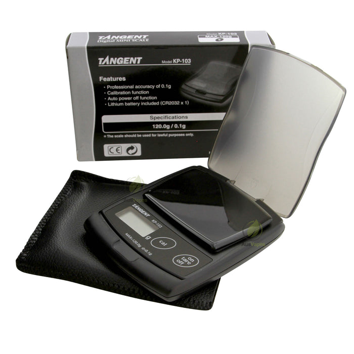 DISCONTINUED Tanita Tangent-103 Mini Digital Scale 120g x 0.1g