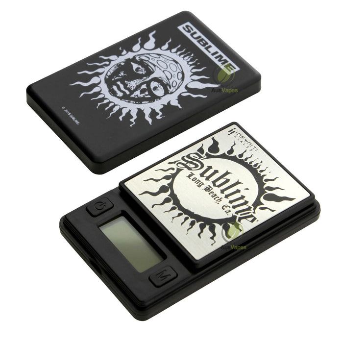 DISCONTINUED Infyniti Sublime Virus Digital Pocket Scale 50g x 0.01g