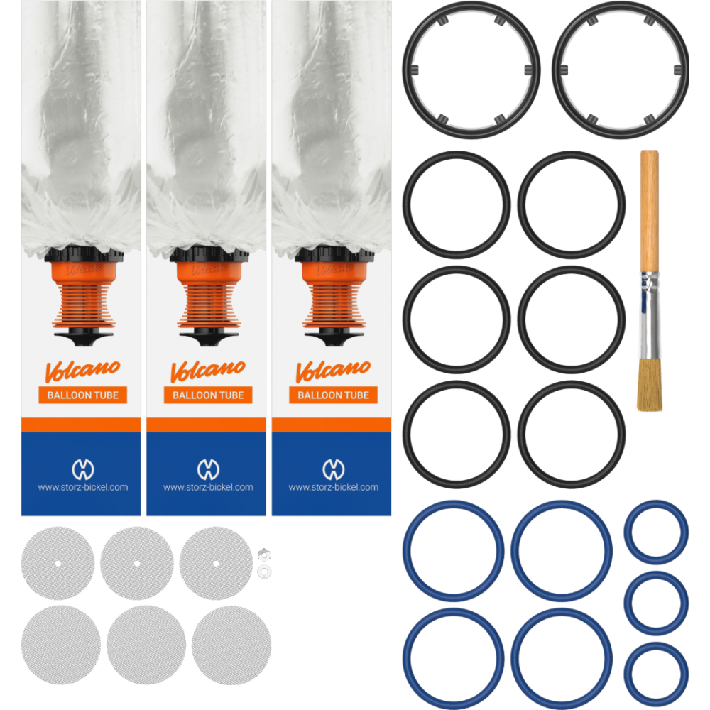 Volcano Solid Valve Wear & Tear Set