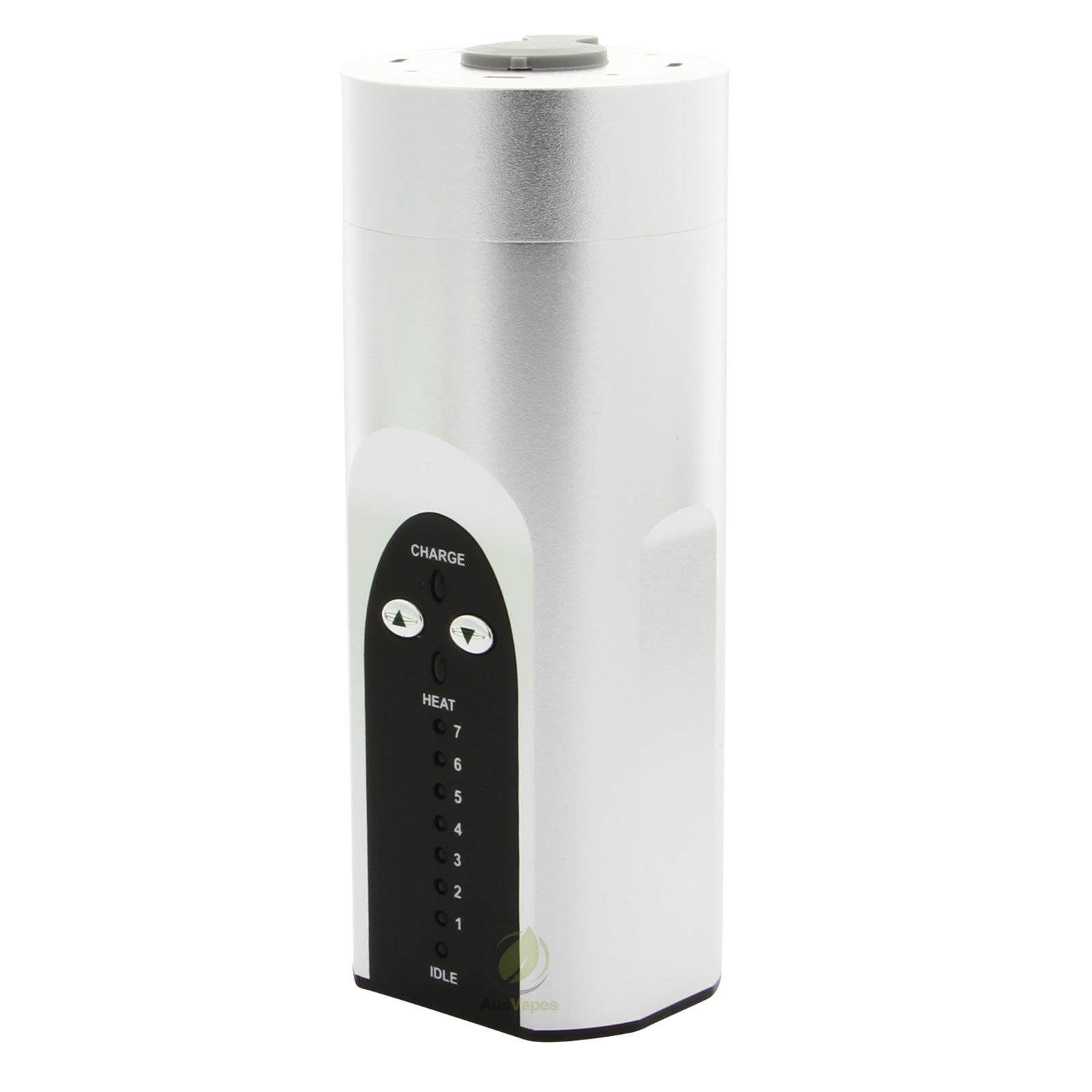 arizer solo silver side view