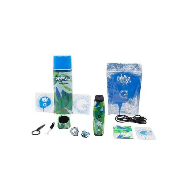 Stash x Gpen Elite Vaporizer full kit
