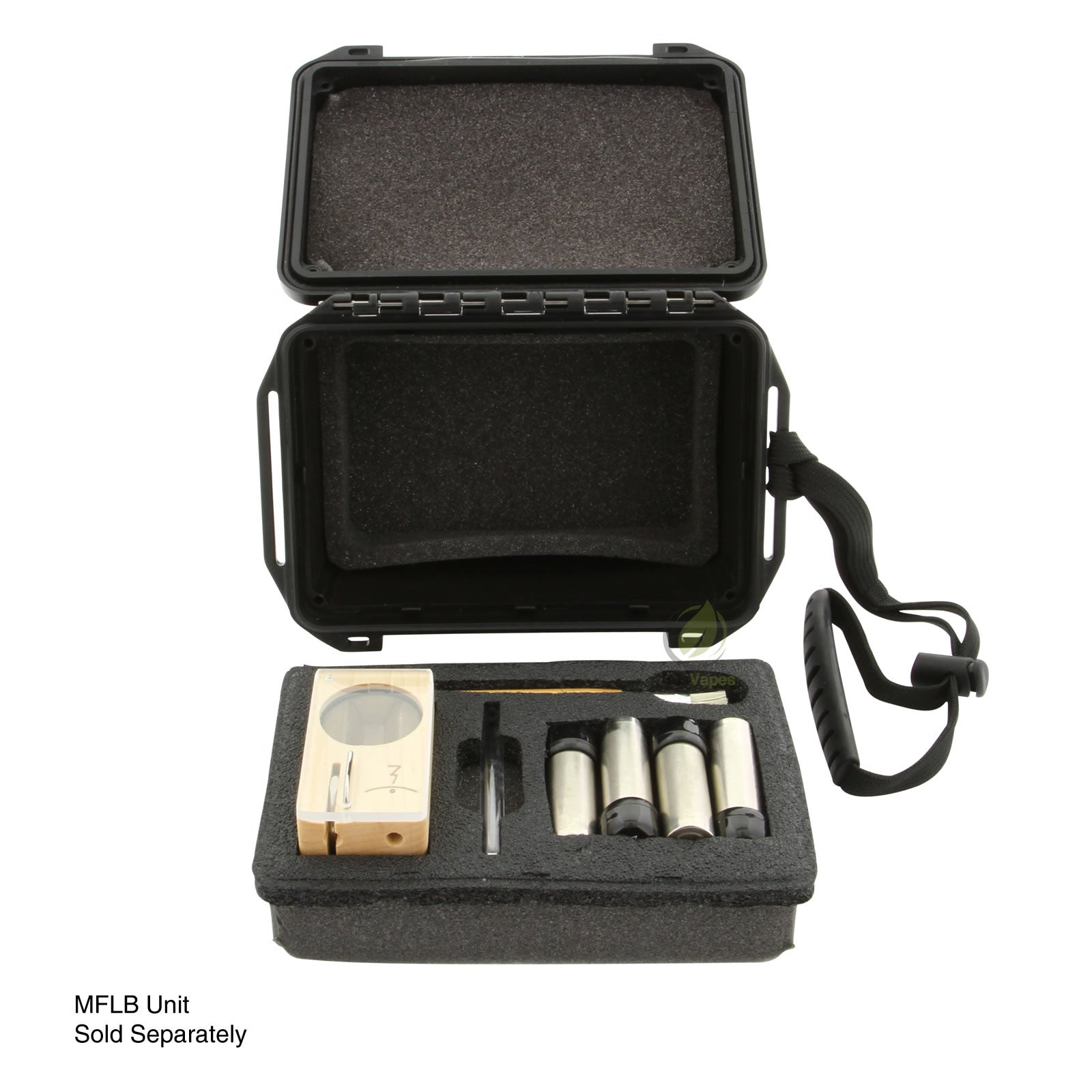 DISCONTINUED VapeCase - Magic Flight Launch Box (Large) - Quarantine Series