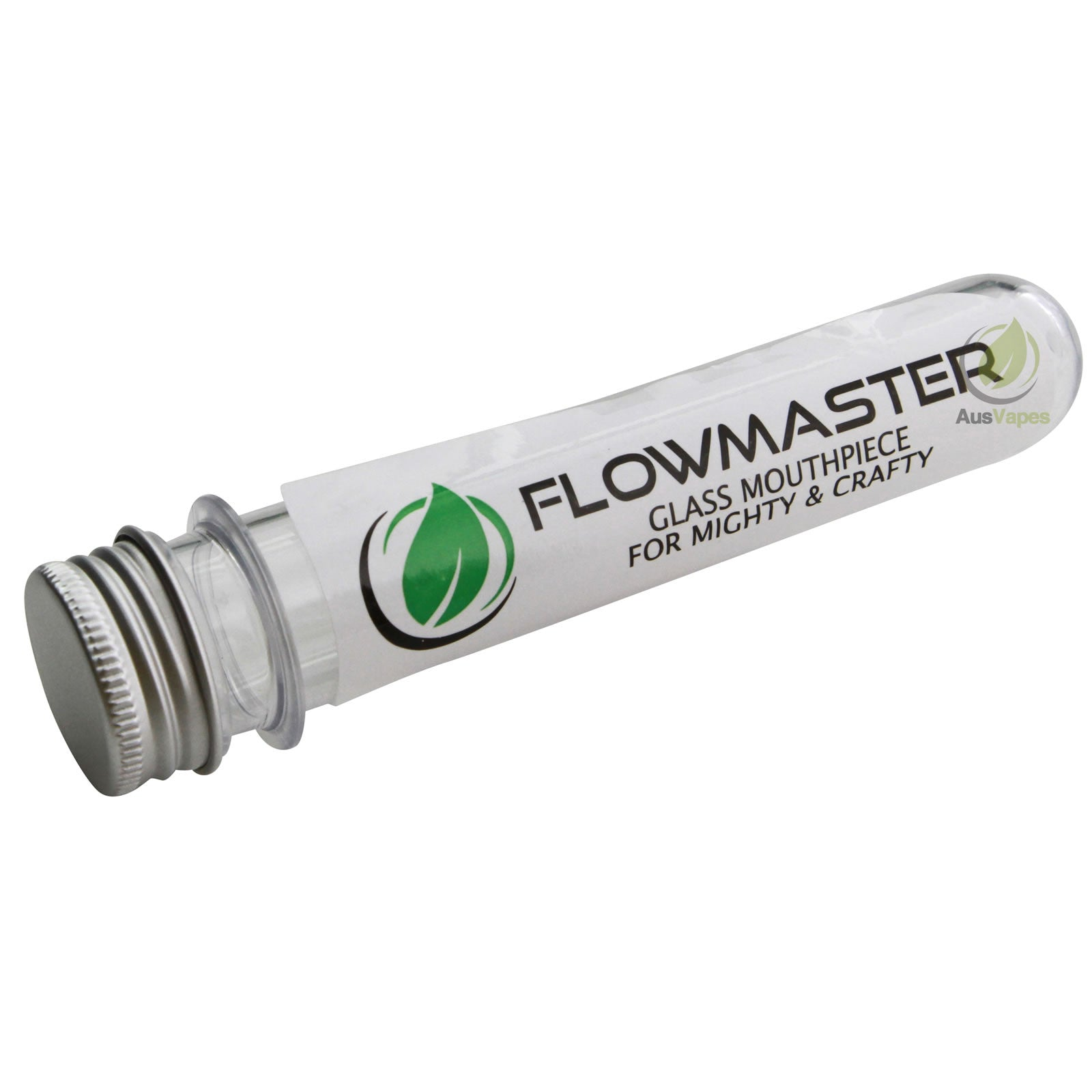 Crafty & Mighty FlowMaster Glass Mouthpiece