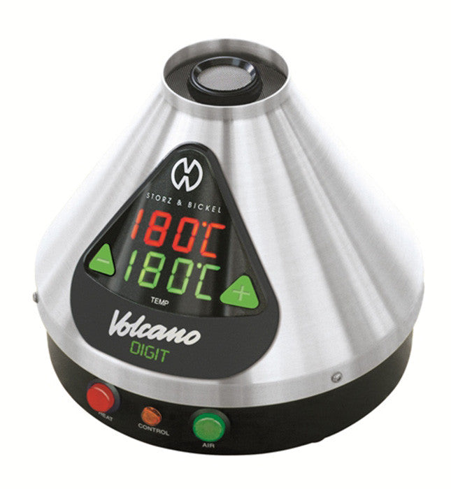 The Digital Volcano Vaporizer