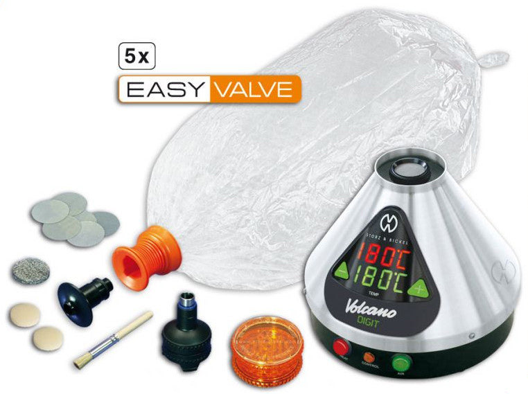 The Easy Valve Digital Volcano Starter Set