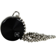 Kannastor 25mm Pendant Grinder with Ball Chain