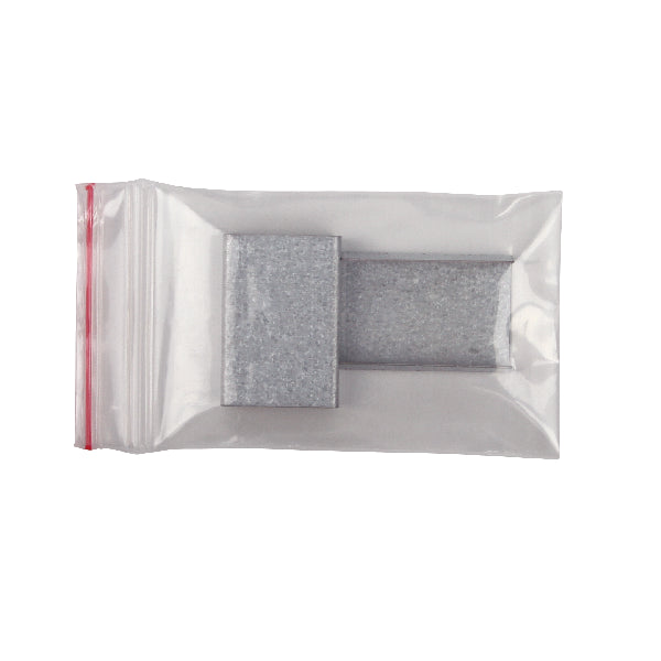 Zip Lock Bags 50mm x 75mm Thick