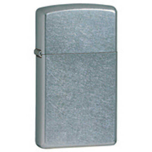 DISCONTINUED Zippo Street Chrome Lighter - Slim