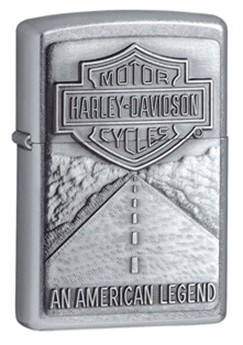 DISCONTINUED Zippo Harley-Davidson American Legend Lighter