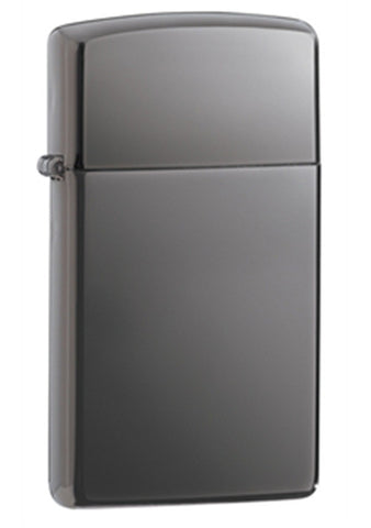 Zippo Black Ice Lighter - Slim
