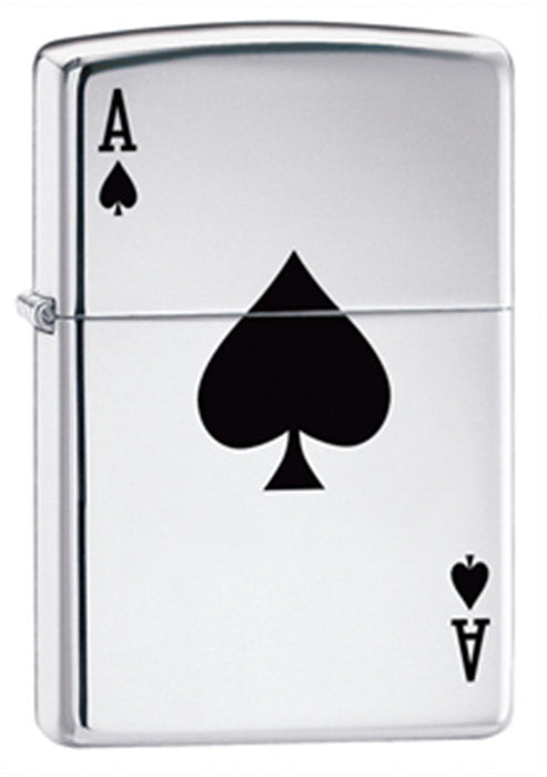 DISCONTINUED Zippo Lucky Ace Lighter