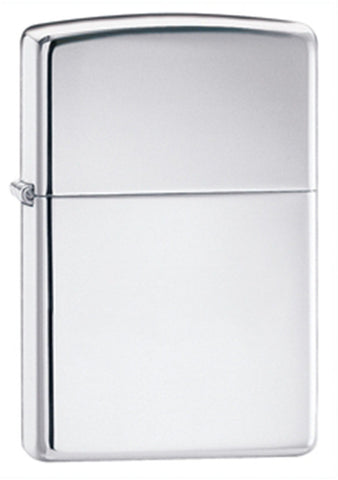 Zippo Classic High-Polished Chrome Lighter