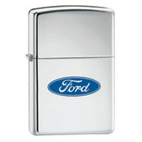 DISCONTINUED Zippo Ford Logo Lighter