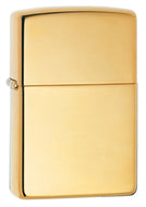 Zippo Classic High-Polished Brass Lighter