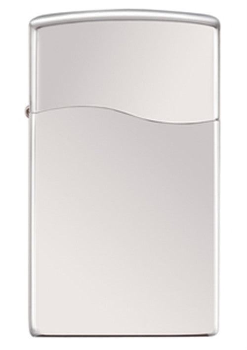 DISCONTINUED Zippo BLU 2 High-Polished Chrome Lighter