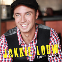 Jakkie Louw Party in SA