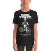 Biker Force Kids Unisex Short Sleeve T-Shirt