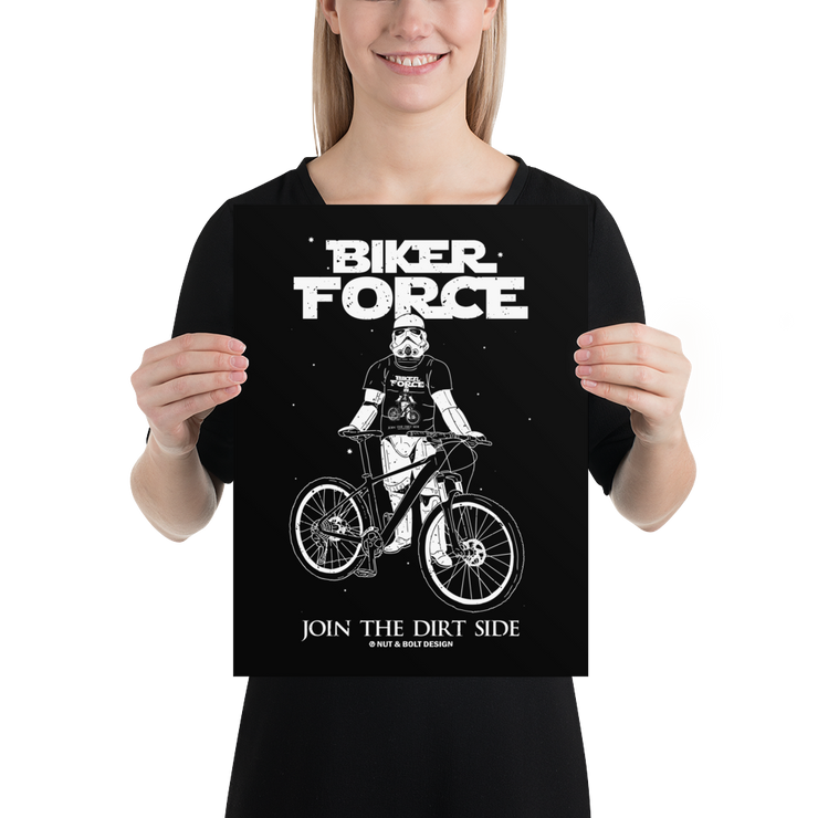 Biker Force Posters (inches)