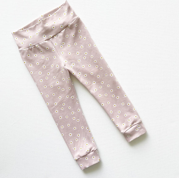 Dusty Daisy Leggings