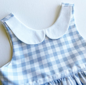 Preorder Gingham Dress