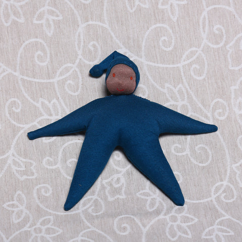 Star Baby in Dark Blue (20cm)