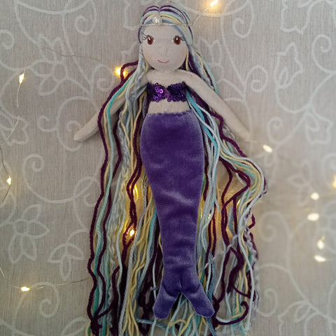 Masika the Mermaid, 27cm