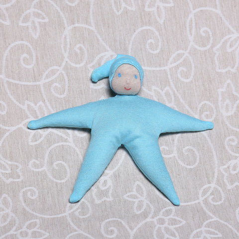 Star Baby in Light Blue (20cm)