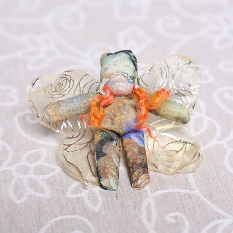 Blossom Fairy in Mixed Colours (7cm)