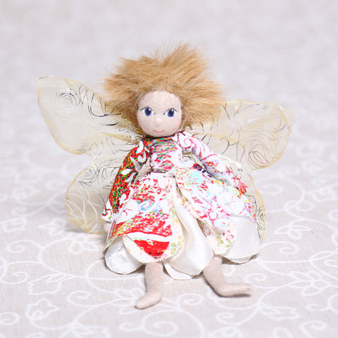 Flower Fairy in Mixed Colours (20cm)
