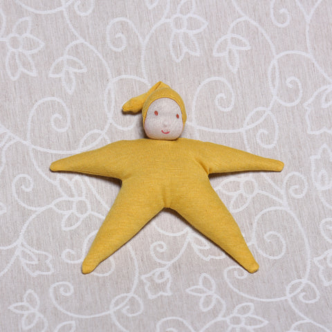Star Baby in Yellow (20cm)
