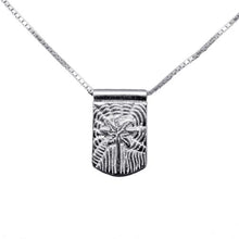 Jai Vasicek Storm Boy Label Good Vibes Necklace Silver