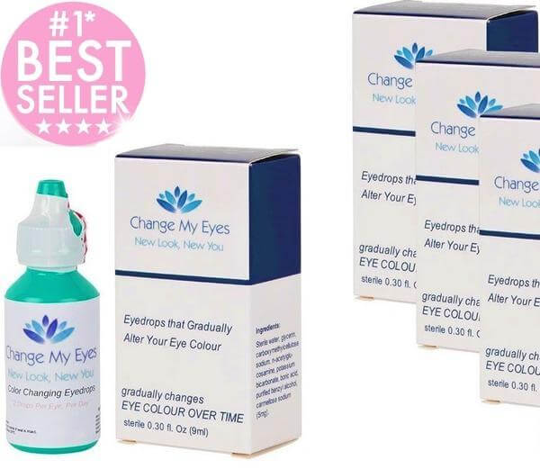 Natural Color Eyedrops