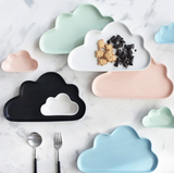 Clouds & Delight Designer Plate Set