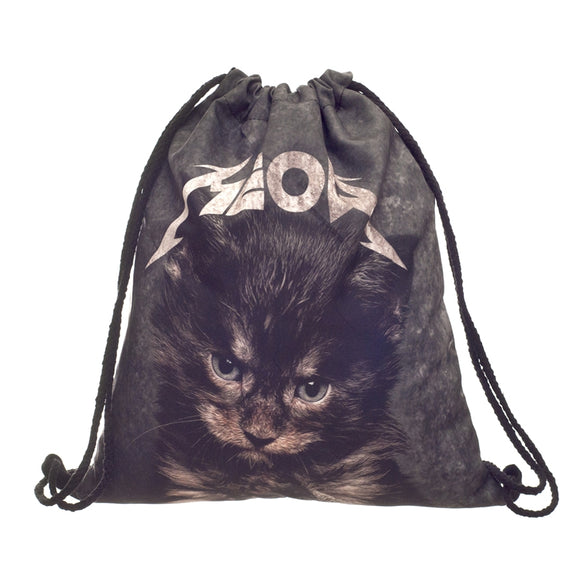Big Bad Meow Oxford Backpack