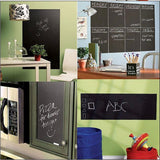 Brainstorm Blackboard Removable Wall Sticker