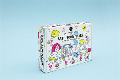 Nailmatic Bath Bomb Maker - Sisi & Seb
