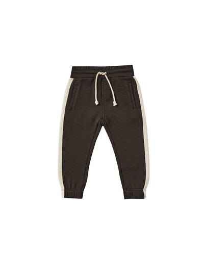 Rylee + Cru kids joggers in vintage black