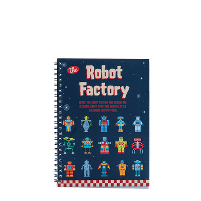 Clockwork Soldier: The Robot Factory
