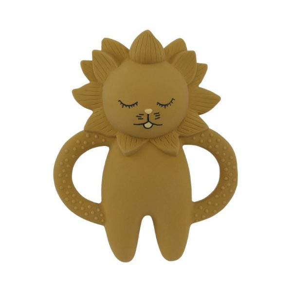Konges Sløjd Teether: Lion - Sisi & Seb