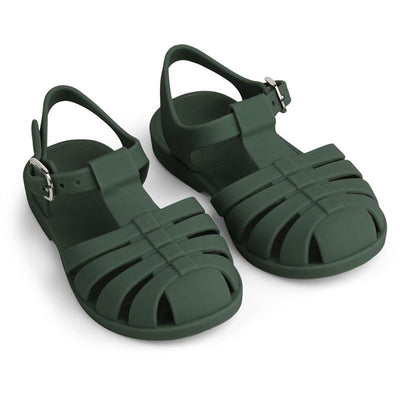 liewood bre sandals garden green