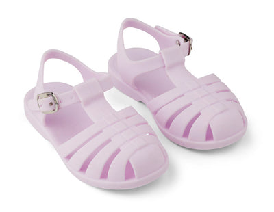 Liewood 'Bre' Sandals: Light Lavender
