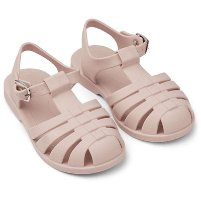 Liewood 'Bre' Sandals: Rose