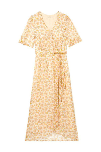 louise misha womens dress steria blush flowers