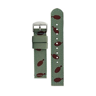 Mini Kyomo Watch Strap: Fishies