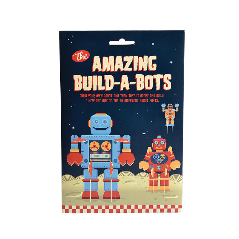 Clockwork Soldier: The Amazing Build-a-Bots | Paper Crafts for kids | Sisi & Seb