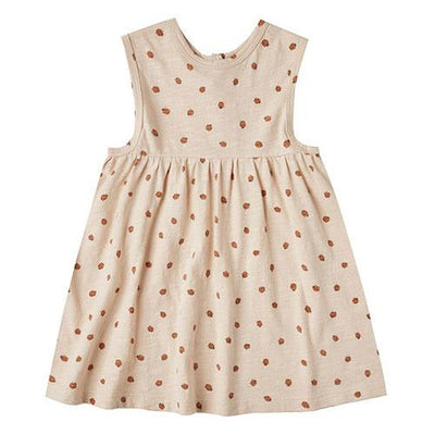 Rylee + Cru Ladybugs Layla Dress: Shell | Rylee + Cru at Sisi &Seb