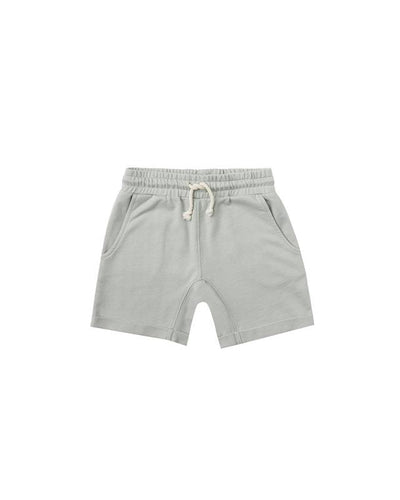 Rylee + Cru Terry Sweat Short Blue Fog | Rylee + Cru at Sisi & Seb