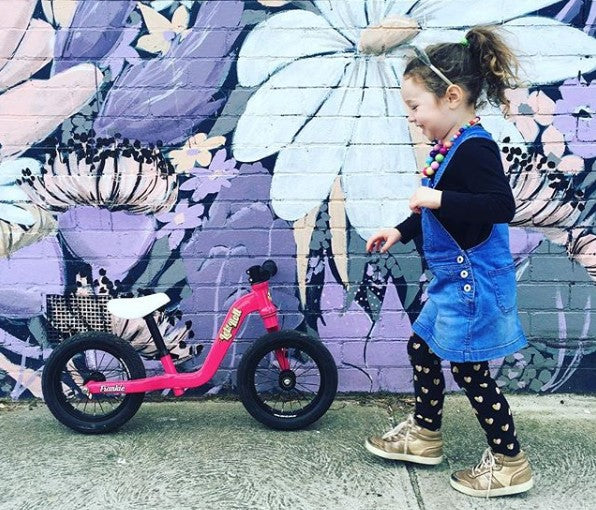balance bike improves memory
