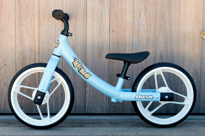 Balance Bike Dash - Blue